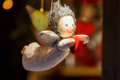 Little Angel (2) Royalty Free Stock Photos