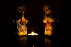 Little angels Royalty Free Stock Photography