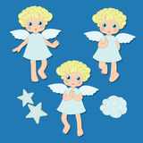 Little angels Stock Photography