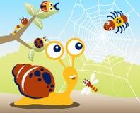Little animals vector illustration