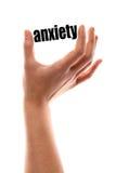 Little anxiety Stock Photos