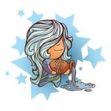 Little Aquarius Stock Photos