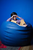 Little Asian boy Stock Image