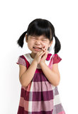 Little Asian child Stock Photo