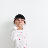 Little Asian child Royalty Free Stock Photos