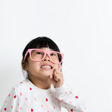 Little Asian child Stock Photos