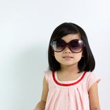Little Asian child Stock Photography