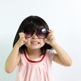 Little Asian child Royalty Free Stock Photography