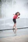 Little Asian Girl Stock Photo