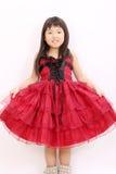 A little asian girl Stock Photos