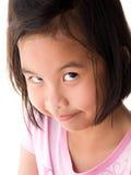 Little Asian Girl Stock Image