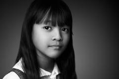Little asian girl Royalty Free Stock Photo