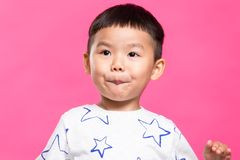 Little asian kid. Asian young little boy stock images