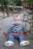 Little babe Stock Image