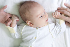 Little baby Stock Photos