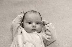 Little baby Royalty Free Stock Photography
