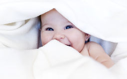 Little baby Stock Photography