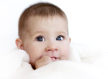 Little baby Royalty Free Stock Photo