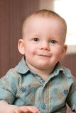 Little baby boy, 1 year Royalty Free Stock Photography