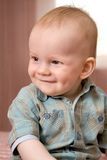 Little Baby Boy, 1 Year Stock Image