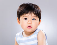Little baby boy Royalty Free Stock Images