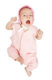 Little baby girl Royalty Free Stock Image
