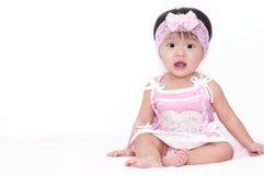 Little Baby Girl Stock Image