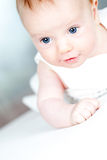 Little baby girl Royalty Free Stock Photos
