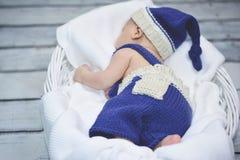 Newborn photography Stock Images