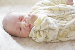 Little baby Royalty Free Stock Photos