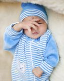 Little baby Royalty Free Stock Images
