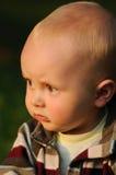 Little baby portrait Stock Photo