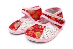 Little Baby Shoe Stock Images