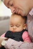 Little baby sleeping Royalty Free Stock Photography