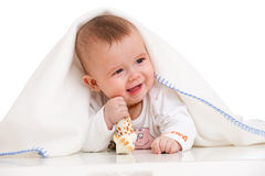 Little babyboy Stock Image