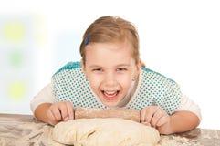 Little baker Stock Images