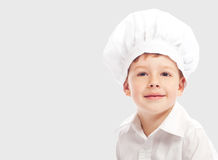Little baker Stock Photos