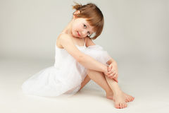 Free Little Ballerina Royalty Free Stock Image - 13391476