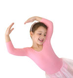 Little ballerina Stock Images