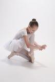 Little ballerina Royalty Free Stock Photo