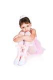 Little Ballerina Royalty Free Stock Images