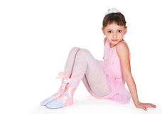 Little Ballerina Royalty Free Stock Image