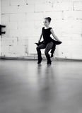 Little Ballerina Stock Image