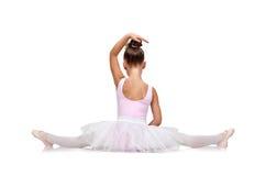 Little ballerina girl in tutu Stock Photography