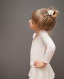 Little ballerina Royalty Free Stock Image
