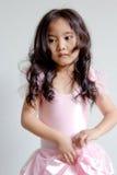 Little ballerina Stock Images