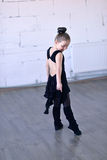 Little Ballerina Stock Photo