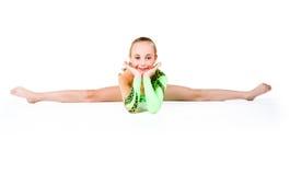 Little ballet dancer Stock Photos
