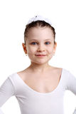 Little ballet dancer Stock Images