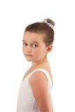 Little ballet dancer smiling at the camera 1 Stock Photos